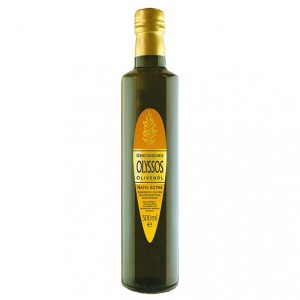 Oliwa z oliwek Extra Virgin OLYSSOS, 500 ml